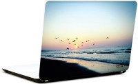 Pics And You Beachside View 3M/Avery Vinyl Laptop Decal (Laptops And MacBooks)
