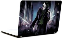 Pics And You Joker With Card Vinyl Laptop Decal (Laptops And Macbooks)