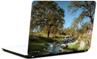 Pics And You Amazing Forest 8 3M/Avery Vinyl Laptop Decal (Laptops And MacBooks)