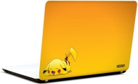 Pics And You Pokemon Cartoon Themed 152 3M/Avery Vinyl Laptop Decal (Laptops And MacBooks)