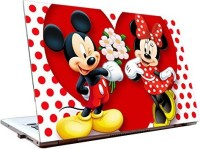 Dealmart Dealmart Laptop Skins 15.6 Inch - Mickey Mouse - Minnie Mouse - Cartoons - Kids - Hd Quality Vinyl Laptop Decal (Dell, Lenovo, Hp, Acer)