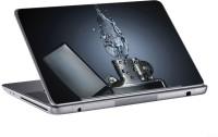 AV Styles Water Flame From Lighter Skin Vinyl Laptop Decal (All Laptops)