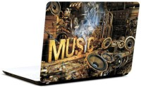 Pics And You Music And Bass Vinyl Laptop Decal (Laptops And Macbooks)