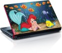 Amore Little Mermaid Vinyl Laptop Decal - All Laptops With Screen Size Upto 15.6 Inch