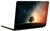 Pics And You Moonlit Sky 6 3M/Avery Vinyl Laptop Decal (Laptops And MacBooks)