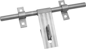 SmartShophar Door Aldrop Horizon Stainless Steel 12 Inches Nickel Silver