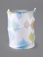 Skap 20 L HAMPER 293 Laundry Basket Multicolor, Wired