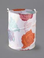 Skap 20 L HAMPER 281 Laundry Basket Multicolor, Wired