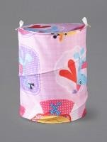 Skap 20 L HAMPER 277 Laundry Basket Multicolor, Wired