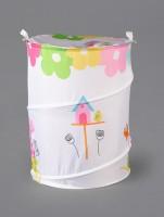 Skap 20 L HAMPER 269 Laundry Basket Multicolor, Wired
