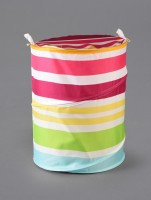 Skap 20 L HAMPER 261 Laundry Basket Multicolor, Wired