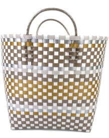 Shraddha Collections 7 L Multicolor Laundry Basket