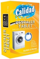Calidad Descaler Tablet For Washing Machines, Dishwashers And Other Domestic Appliances - Pack Of 4 Tablets (80 G)