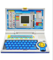 99DOTCOM English Laptop For Kids 20 Activities (Multicolor)