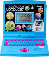 Prasid Intellective Learning Computer With 50 Activities (Blue)