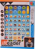 Mera Toy Shop Learning & Educational Toys Mera Toy Shop iReader Kids Computer Tablet Black