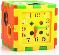 Lotus Play And Learn All In One Cubes Game (Multicolor)