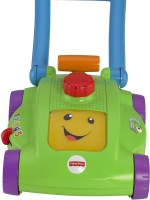 Fisher-Price Laugh & Learn Smart Stages Mower (Multicolor)