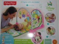 Fisher-Price Disney's Minnie Mouse Baby Gym (Multicolor)