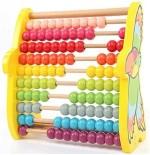 Shopaholic Learning & Educational Toys Shopaholic Wooden Bird Frame Abacus