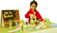 MadRat Games My Toy Factory-Science Based Toy Making Kit: Learning Toy