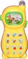 Ga Toyz Learning Mobile Phone (Yellow)