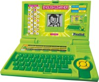 Prasid English Learner Kid's Laptop (Green)