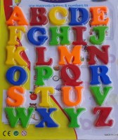New Pinch Magnetic Learning Alphabet Capital Letters (Multicolor)