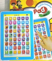 99DOTCOM PraSid Mini My Pad English (Multicolor)