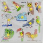 Little Genius Learning & Educational Toys Little Genius Bird Tray Large