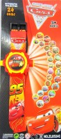 Surya Ben 10 Projector Watch (Multicolor)
