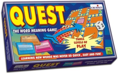 Creative's Learning & Educational Toys Creative's Quest