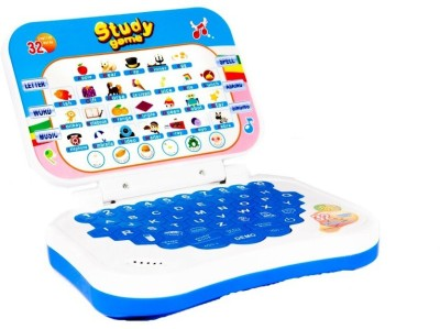 Shop & Shoppee Ben10 Mini English Learning Laptop Toy For Kids (Multicolor)