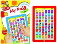 Shop & Shoppee My Pad Mini English Learning Tablet (Multicolor)