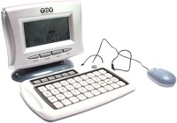 PremK Learning Computer Toy (White)