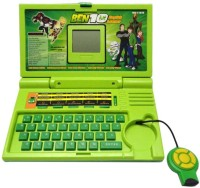 Prro Ben10 Learning Laptop (Green)