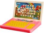 Prasid Learning & Educational Toys Prasid English Teacher Computer Toy Educational Laptop Pink