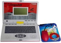 Saurabh Import 80 Activities English Learning Laptop For Kids (Multicolor)