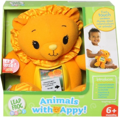 Flipkart – LeapFrog Animals with Appy @ Rs.888/-