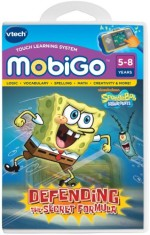 Vtech Learning & Educational Toys VTech Mobigo Software Spongebob Squarepants