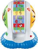 Leap Frog Learn&Groove,Spin&Sing Alphabet Zoo Spinner (Multicolor)