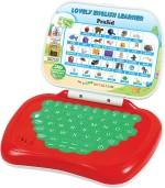 Prasid Learning & Educational Toys Prasid Lovely English Learner Kids Laptop