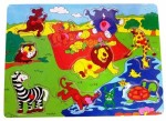 Vacfo Learning & Educational Toys Vacfo Wild Animals Jigsaw Puzzle