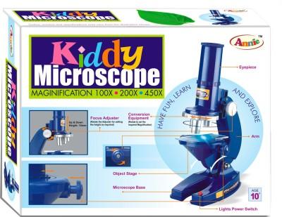 Annie Kiddy Microscope
