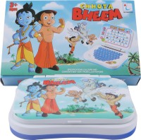 KTG English Learner Computer Toy (Multicolor)