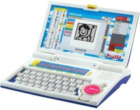 A Smile Toys & More Official English Learning Laptop (Blue)