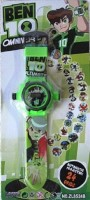 Parks Ben 10 Projector Watch (Green)