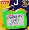 Fisher-Price Clip On Doodle Pro - Green, Yellow, White