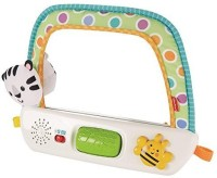 Fisher-Price Sing Along Tummy Time Mirror (Multicolor)