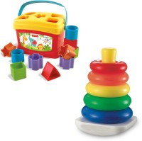 Fisher-Price Baby Gift Pack (Multicolor)